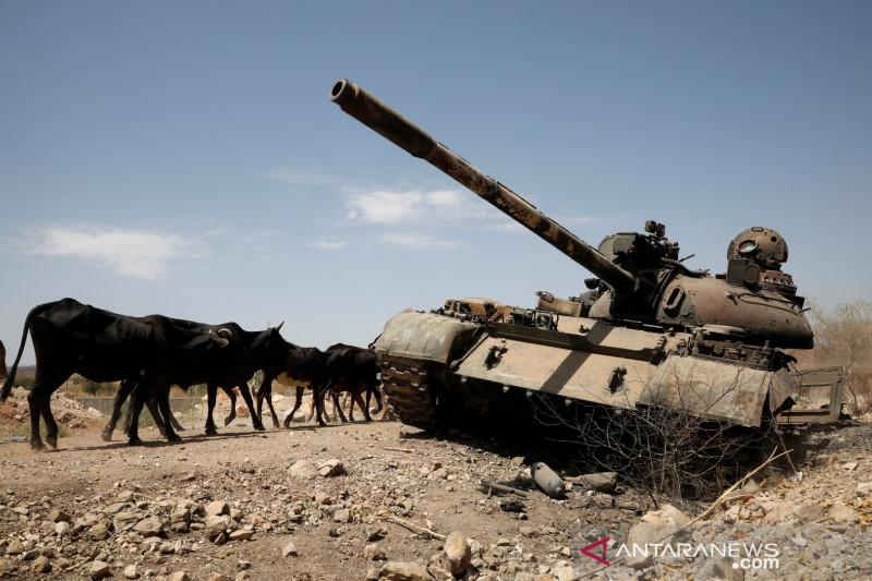 Pasukan Tigray bebaskan 1.000 tentara Ethiopia