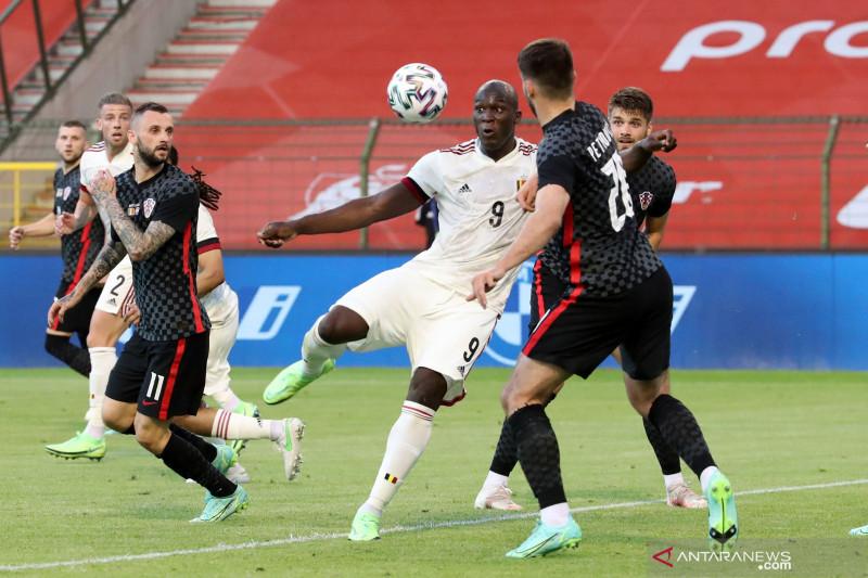 Belgia kalahkan Kroasia dalam laga persahabatan