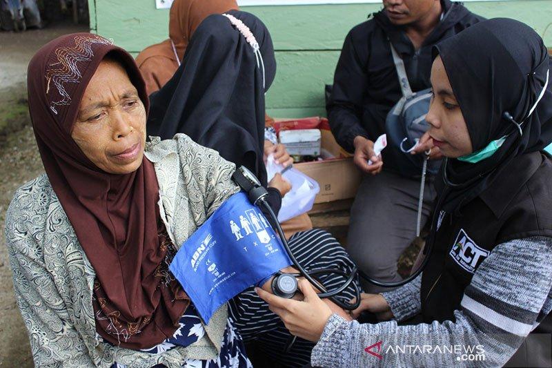 ACT Maluku gelar pelayanan kesehatan gratis di Malteng