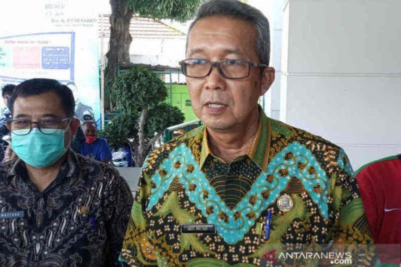 Vaksinasi COVID-19 Kota Cirebon tertinggi ketiga di Jabar