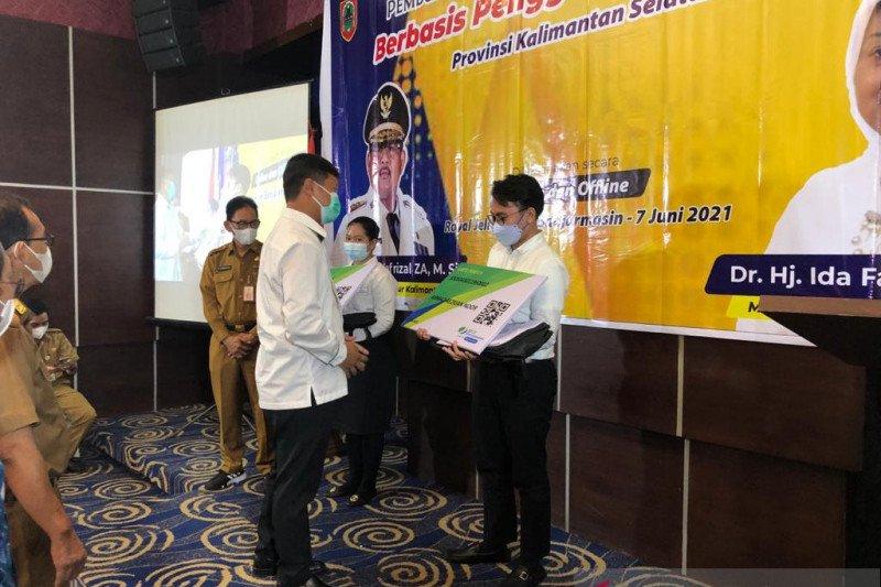 BPJAMSOSTEK Banjarmasin beri perlindungan 250 peserta magang