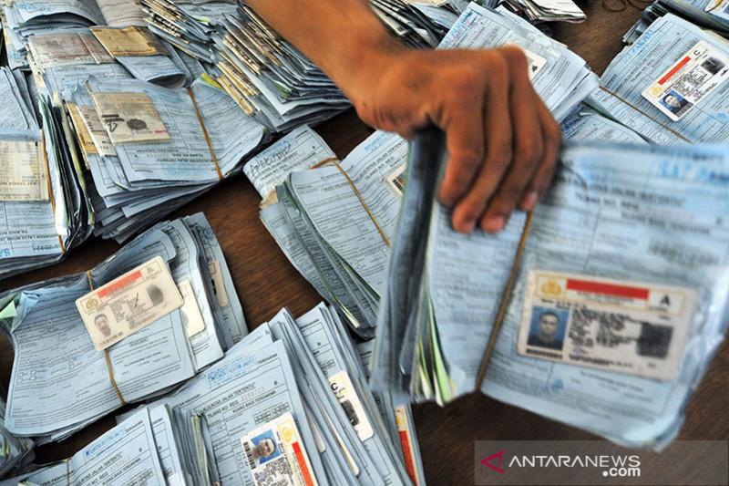 PPKM Darurat, tetap ada lima lokasi SIM Keliling di Jakarta