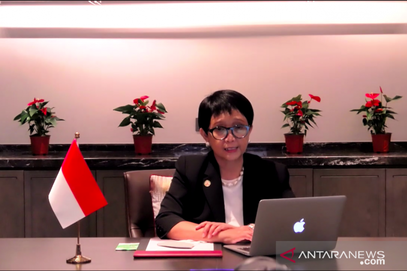Menlu angkat isu stabilitas kawasan dalam pertemuan ASEAN-China