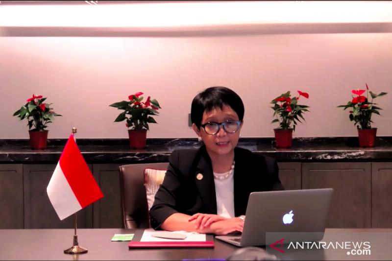 Menlu ASEAN dan China membahas pemulihan hijau pascapandemi