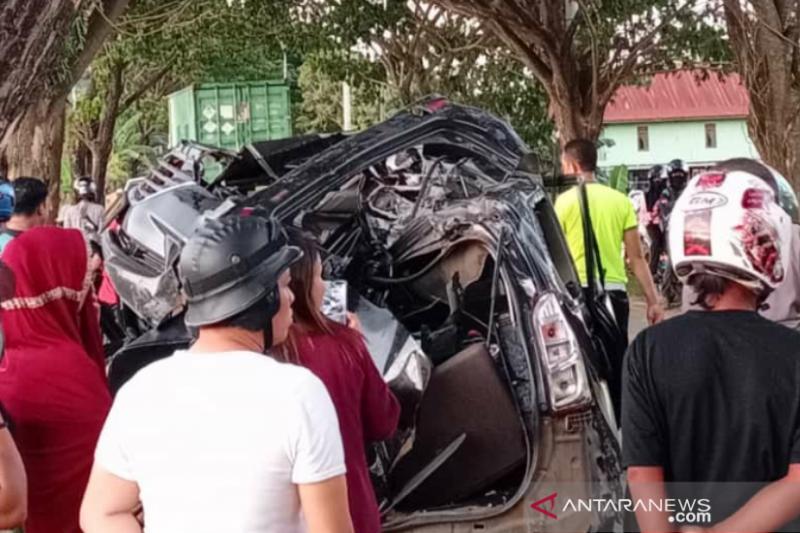 Lima mahasiswa UHO meninggal akibat kecelakaan di Bombana