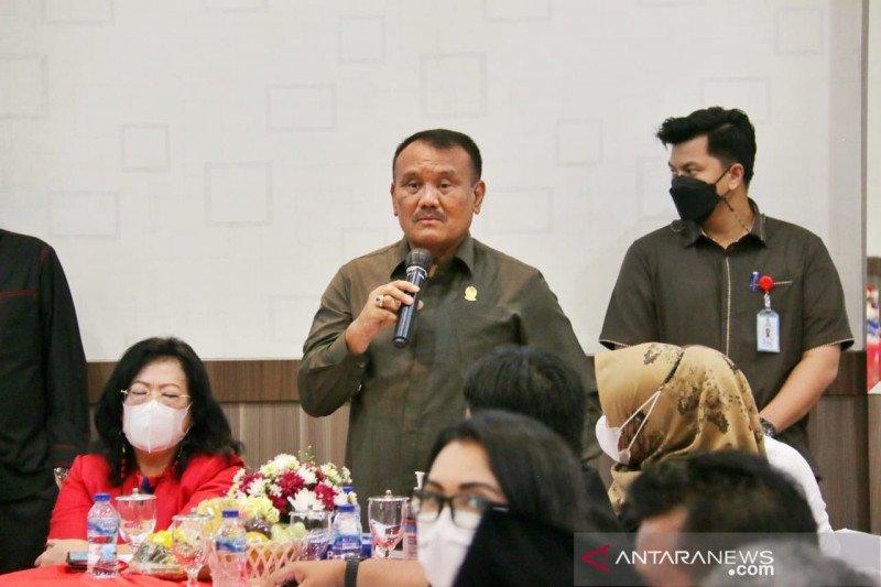 DPRD Sumut mengapresiasi lima program prioritas Wali Kota Medan