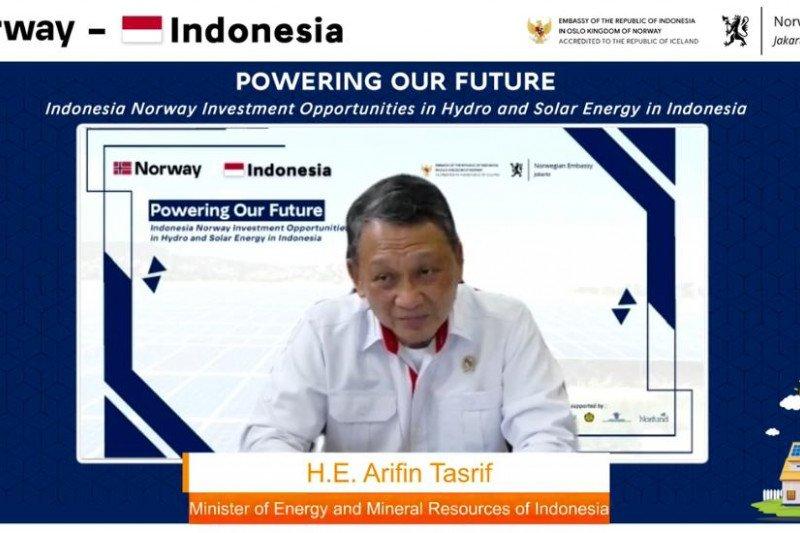 Menteri ESDM ungkap strategi RI capai target karbon netral pada 2060