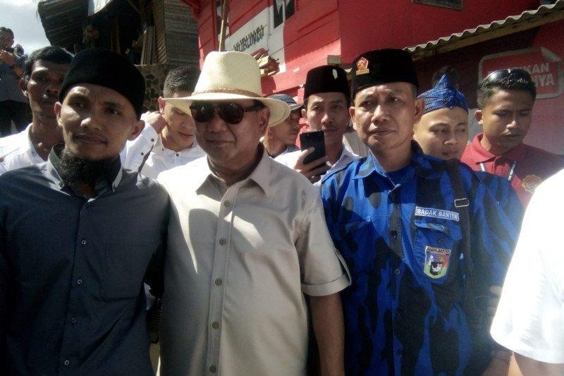 Partai Gerinda Lebak berkomitmen menangkan Prabowo di Pilpres 2024