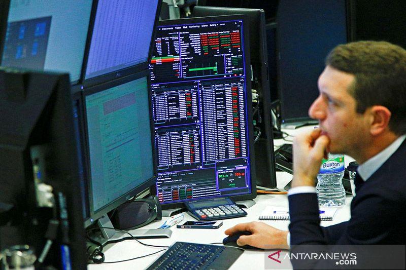 Saham Inggris berakhir turun, Indeks FTSE tergerus 0,91 persen