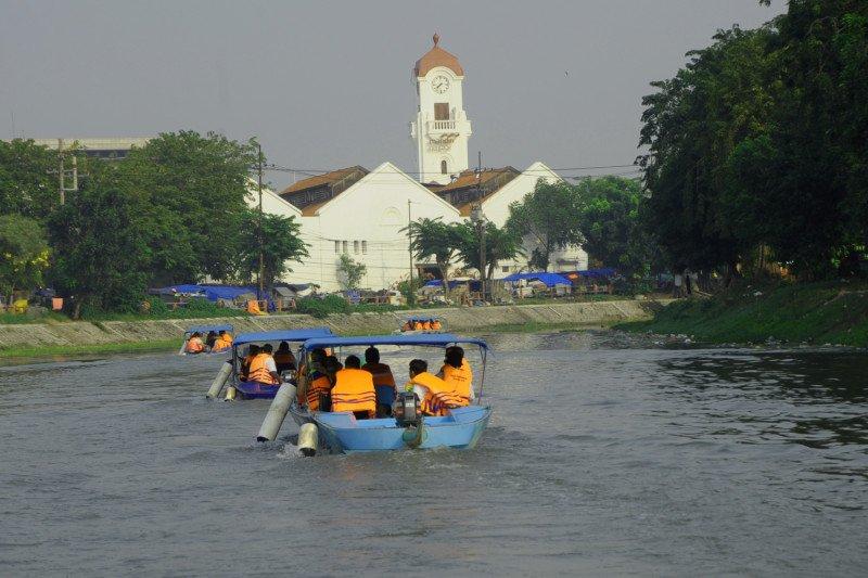 Pemkot Surabaya-Pelindo III kembangkan wisata Air Sungai Kalimas