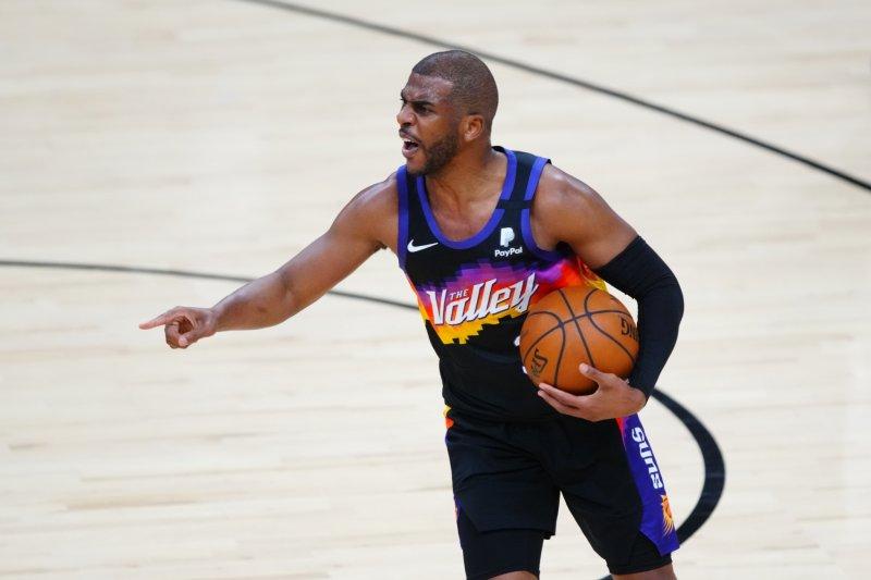Chris Paul kembali perkuat Suns pada gim ketiga final Wilayah Barat