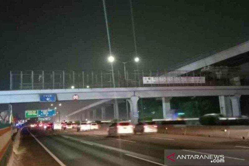 Jasa Marga umumkan bongkar girder jembatan KM 5+450