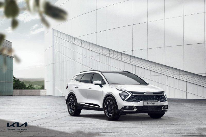 Kia All New Sportage hadir dengan desain lebih modern