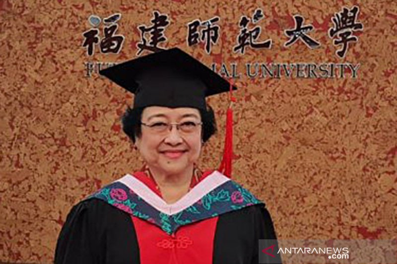 PDIP apresiasi Megawati terima gelar profesor kehormatan dari Unhan