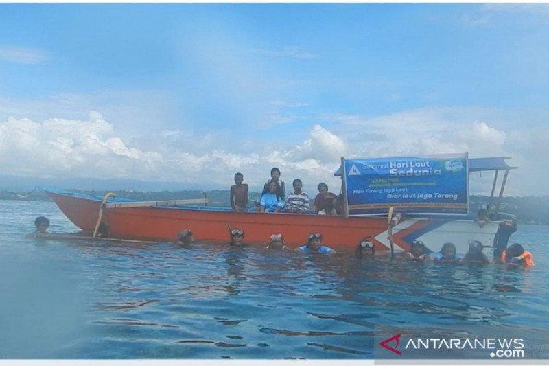 Yayasan Anak Laut Pulau Papua ajak warga Manokwari jaga laut