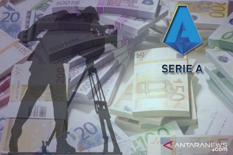 Serie A bidik peningkatan pendapatan dari lisensi siaran pertandingan