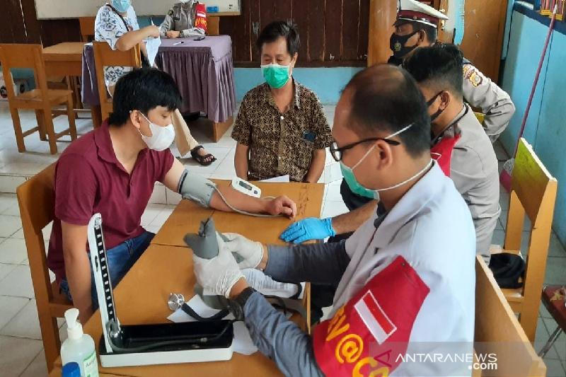 2.493 warga Banda Aceh jalani vaksinasi COVID-19 massal 3-7 Juni