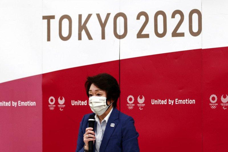 Tokyo akan vaksinasi 18.000 pekerja dan relawan Olimpiade