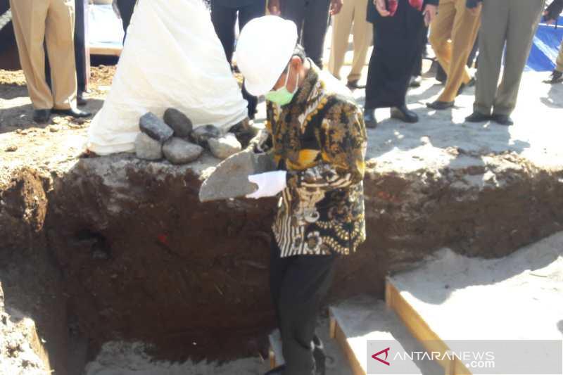 Temanggung bangun Gedung Sasana Budaya senilai Rp10,8 miliar