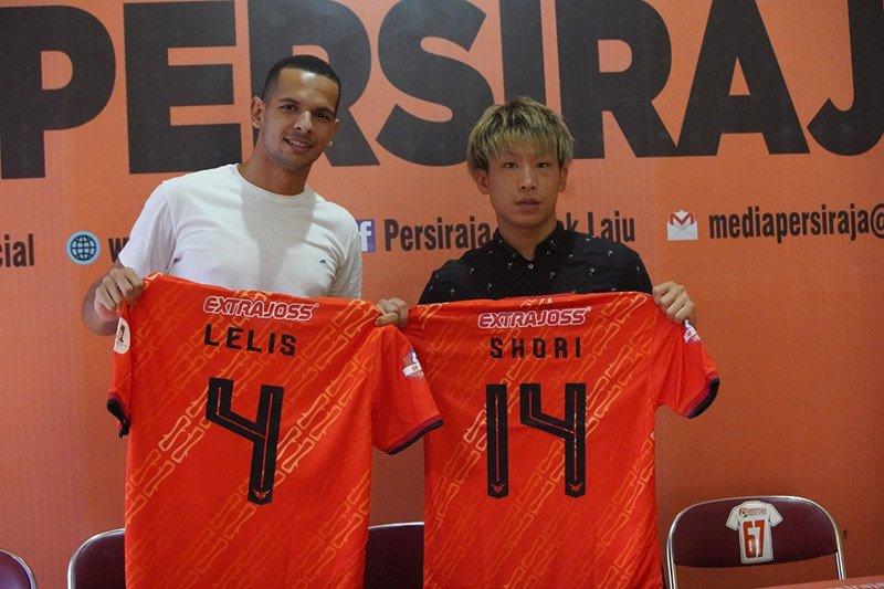 Persiraja resmi kontrak tiga pemain asing hadapi Liga 1