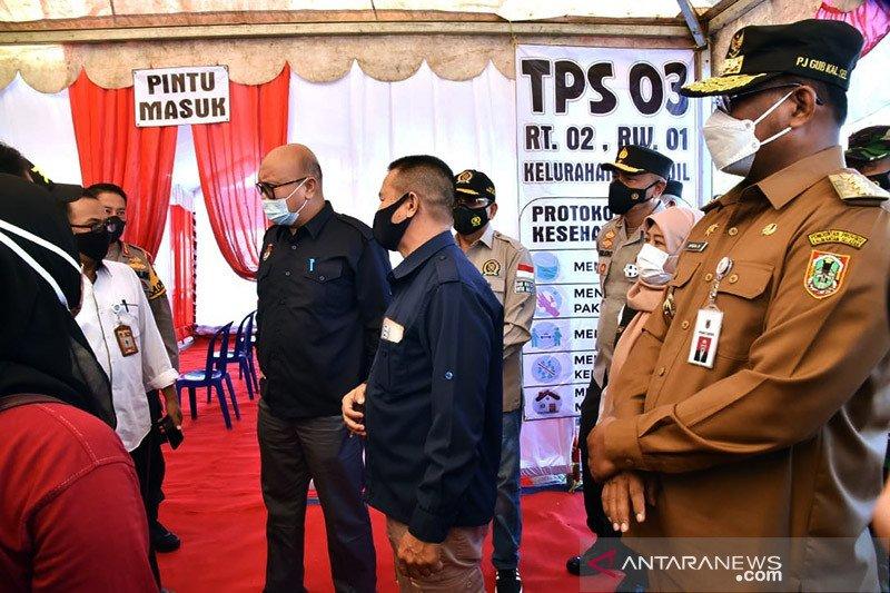 Pj Gubernur Kalsel: Seluruh TPS telah siap laksanakan PSU