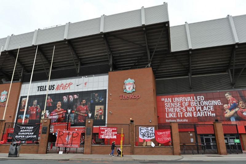 Enam tim besar Liga Inggris akan didenda karena Liga Super Eropa