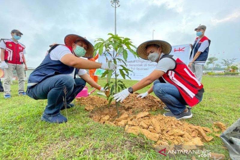 Hutama Karya dorong konsep jalan tol ramah lingkungan
