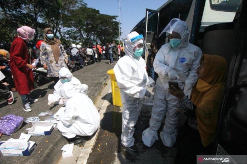 Unair: Varian baru COVID-19 ITD bukan lonjakan kasus Bangkalan