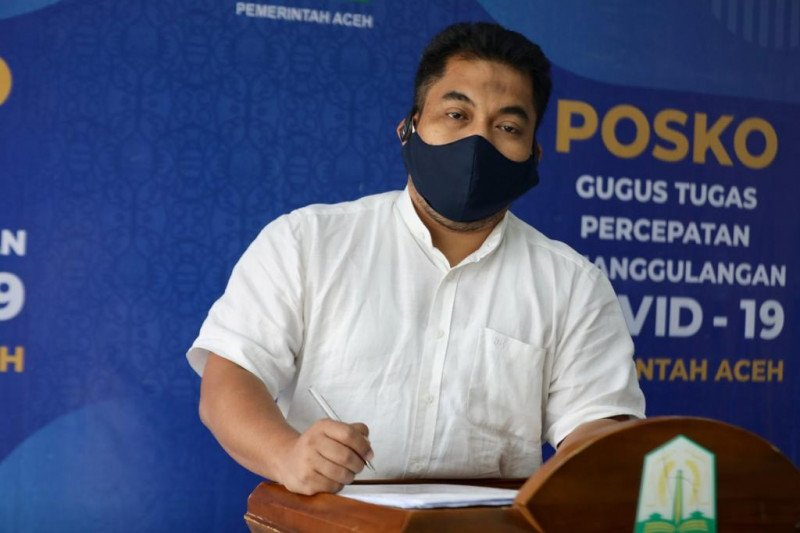 Gubernur: ASN Pemerintah Aceh wajib vaksin