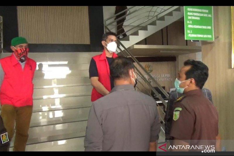 Buronan koruptor jalan di Kabupaten Tebo Jambi ditangkap di Jakarta