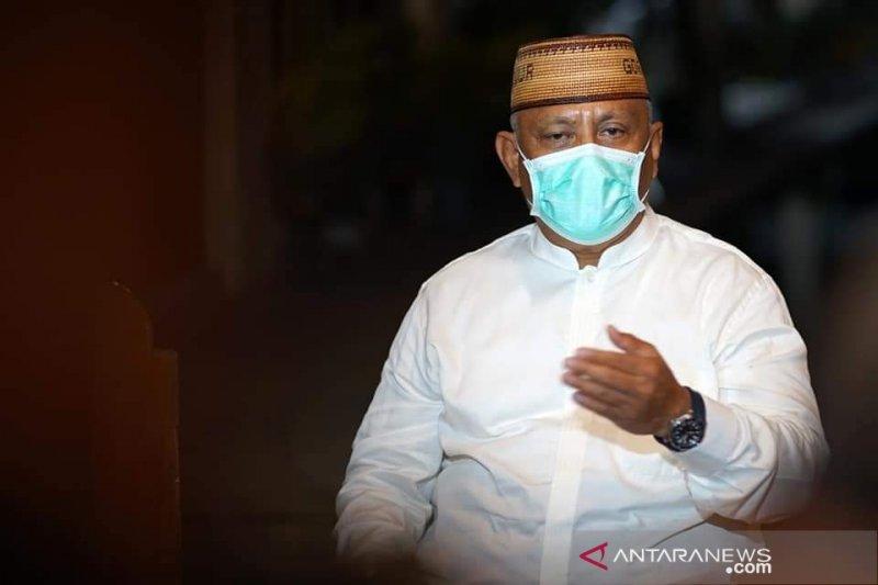 Gubernur Gorontalo mengadukan seorang anggota DPRD ke polda