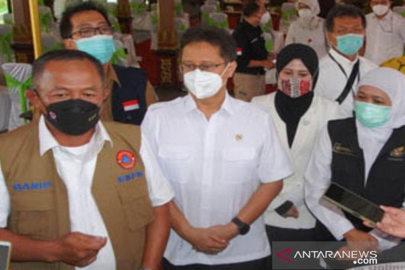 Kemenkes RI kirim 30 alat ventilator ke Bangkalan