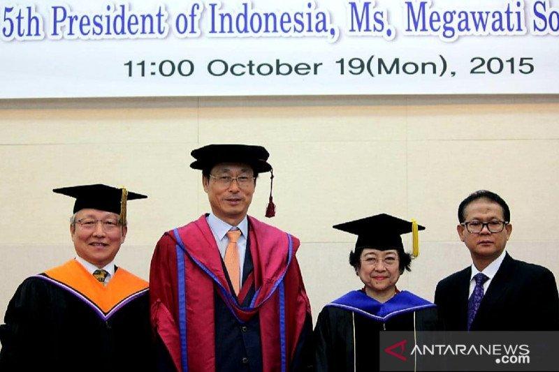 Guru Besar IPB paparkan rencana gelar Profesor Kehormatan Megawati