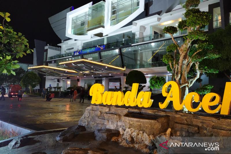 Banda Aceh kembali berstatus zona merah COVID-19