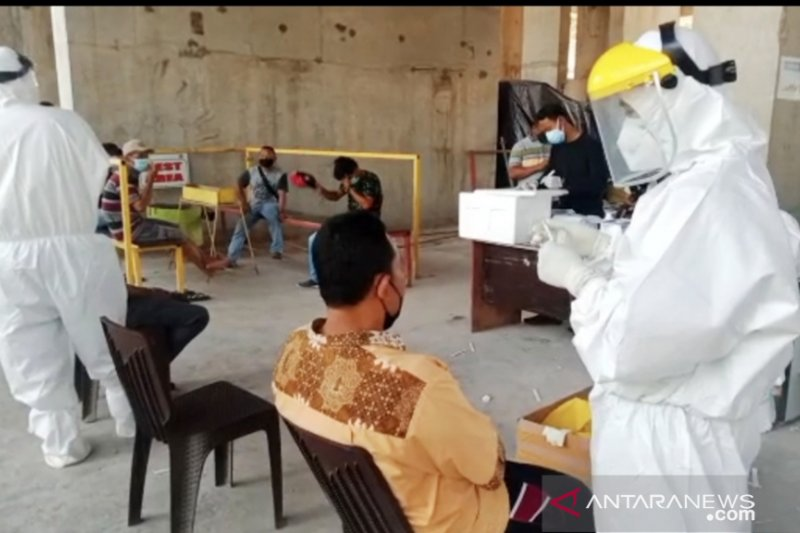 Pekerja apartemen Sudirman Makassar yang positif COVID-19 bertambah
