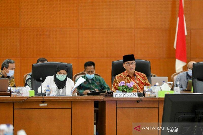 Komisi VIII dorong peningkatan koordinasi sukseskan program Kemensos