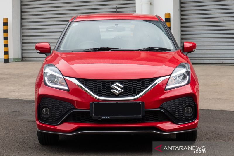 Siasat Suzuki naikkan pangsa pasar New Baleno