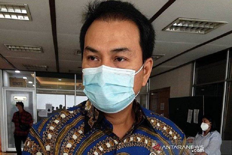 Azis Syamsuddin bungkam usai diperiksa KPK