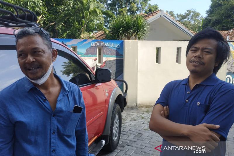 Para pengusaha berbisnis di lahan GTI datangi Kejati NTB