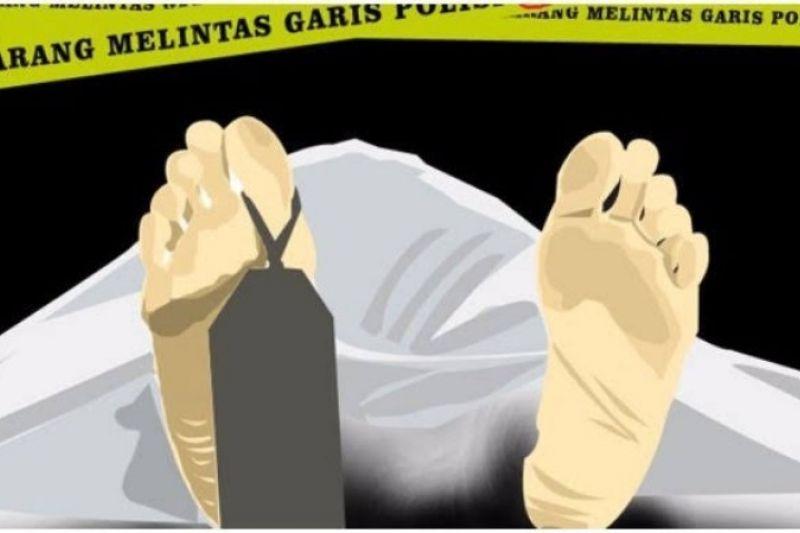 Seorang pria tewas dengan tangan terikat di Sumut