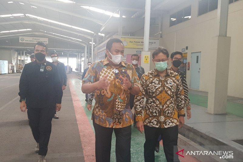 Menkes apresiasi proses produksi PT PHC Indonesia