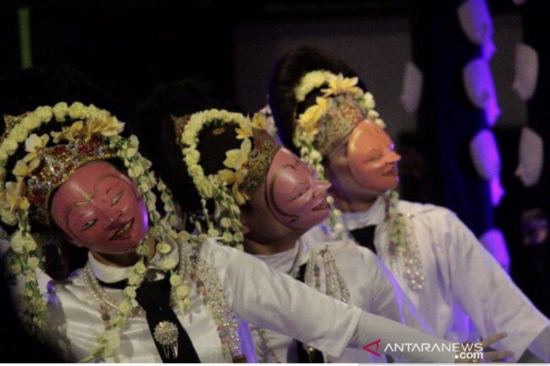 Festival topeng internasional digelar di Solo usung kebinekaan