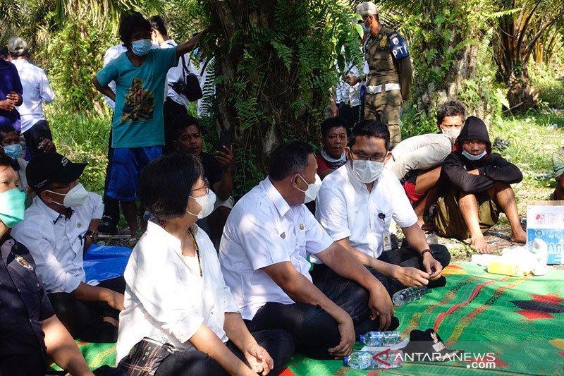 KSP bantu mendorong pemenuhan hak Suku Anak Dalam Jambi