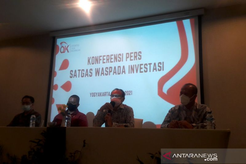 Satgas Waspada Investasi blokir 3.193 pinjaman online ilegal