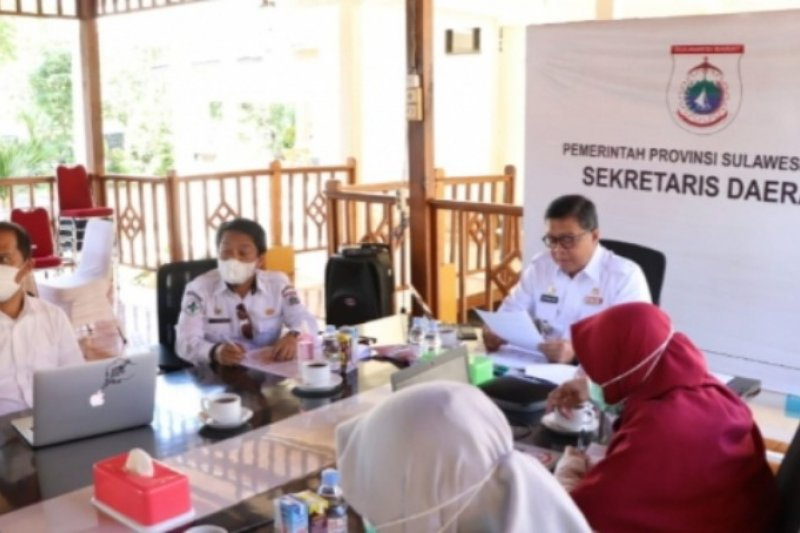 Pemprov Sulbar kerja sama UNDP perbaiki ekonomi masyarakat
