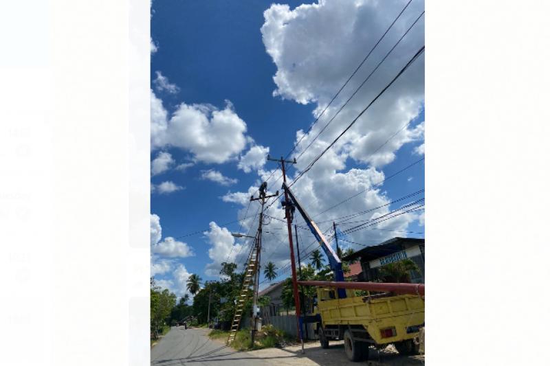 346 desa di Papua dan Papua Barat belum teraliri listrik