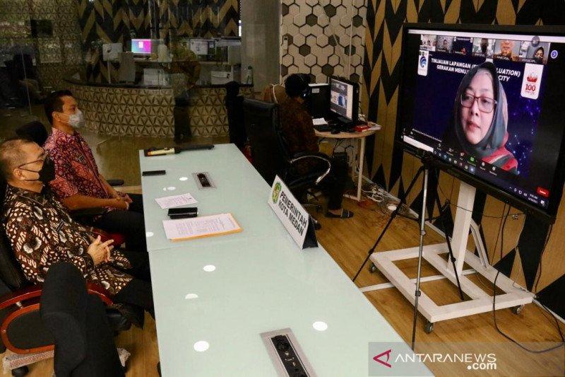 Kemenkominfo evaluasi program menuju kota pintar di Medan