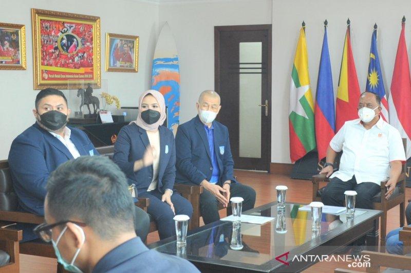 KONI Pusat siap sukseskan FIBA Asia Cup 2021