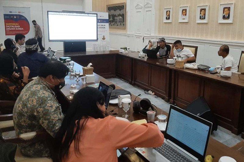Aksara Jawa dan Sunda akan distandarkan di BSN