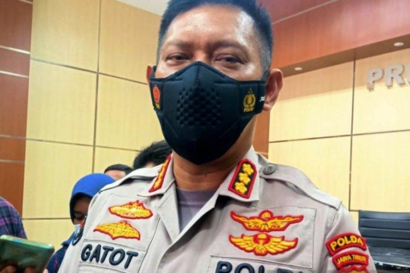 Polda Jatim tangkap empat oknum kades asal Jember terlibat narkoba